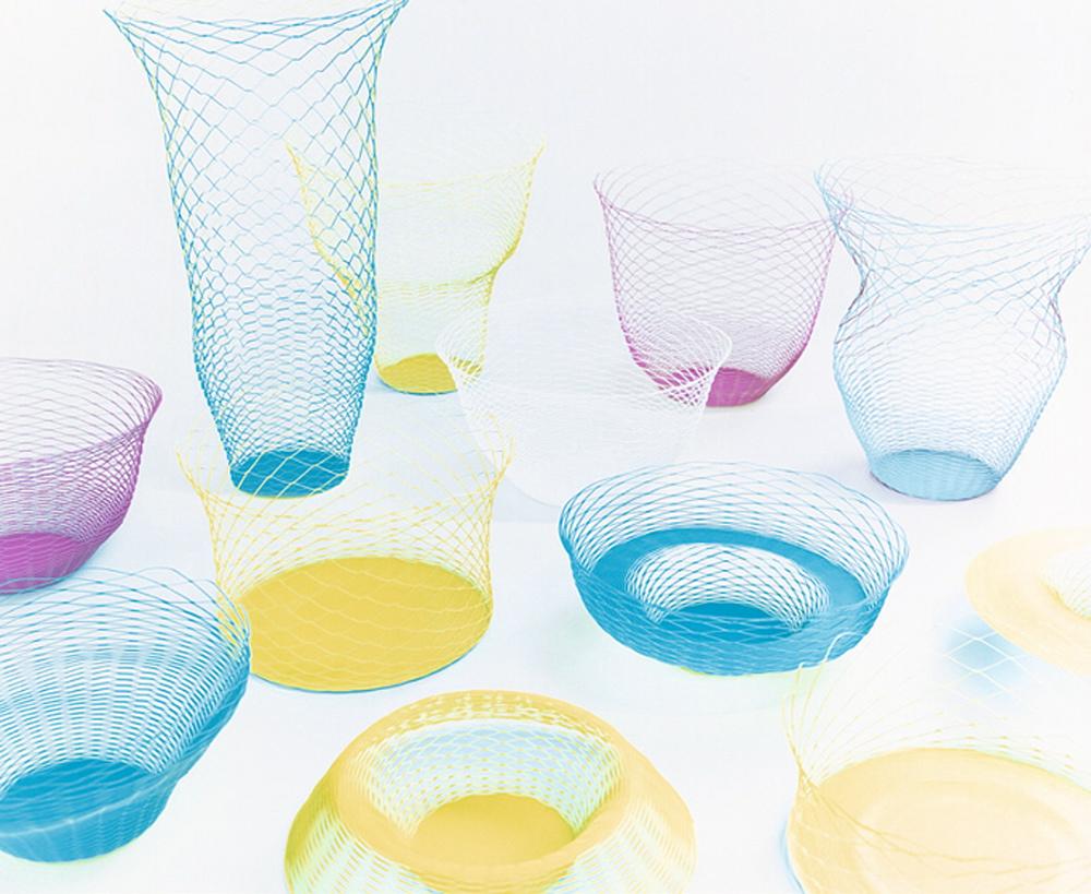 Air Vase: Wazon z rąk