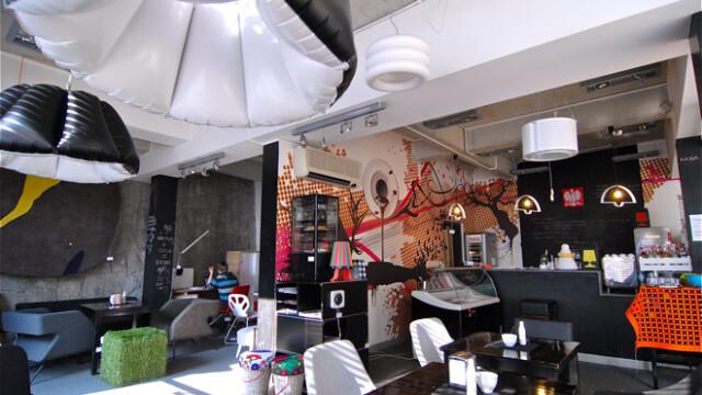 Odmieniona żywa galeria designu