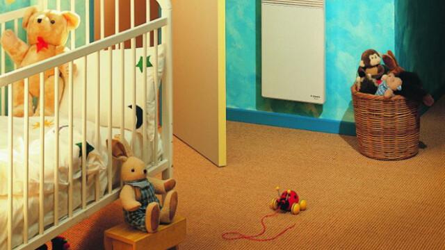 F18 w pokoju dziecięcym