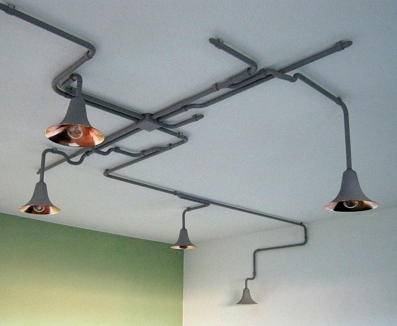 W holenderskim gąszczu lamp