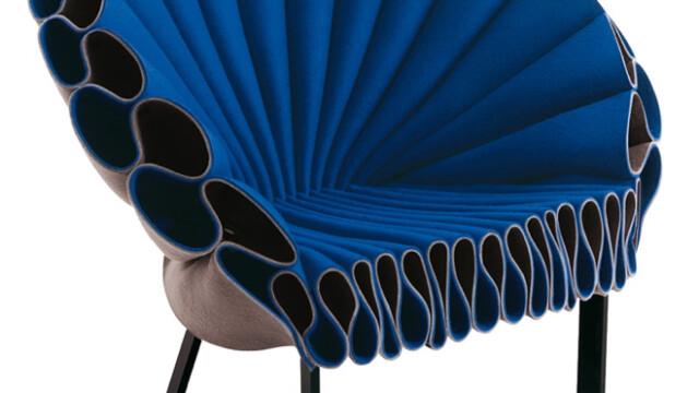 Peacock Chair, czyli paw w dwa lata