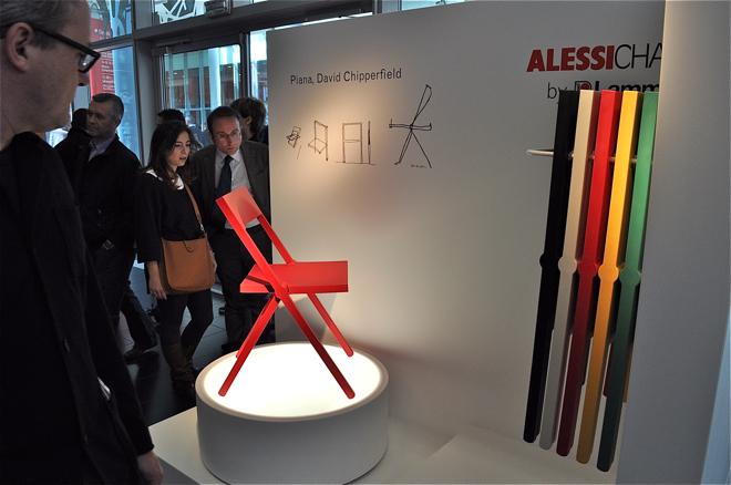 Alessi: Nadeszła era krzesła
