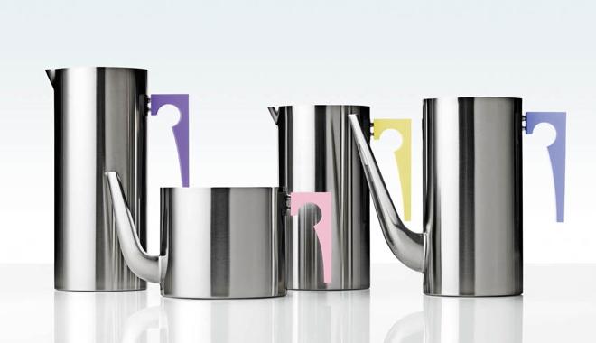 Ikony designu: Ponadczasowa stal Arne Jacobsena