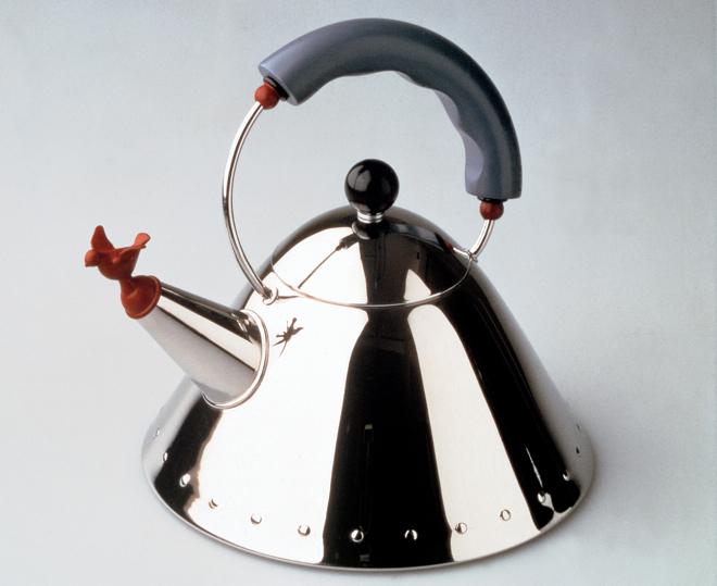 Ikony designu: Bajkowy czajnik Gravesa