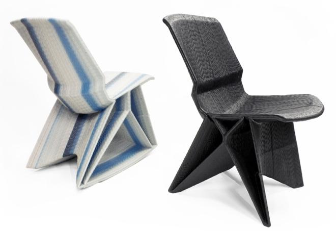 Dirk van der Kooij: Krzesłem do nieskończoności