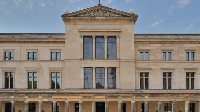 Nowe Muzeum w Berlinie najlepszą europejską budowlą