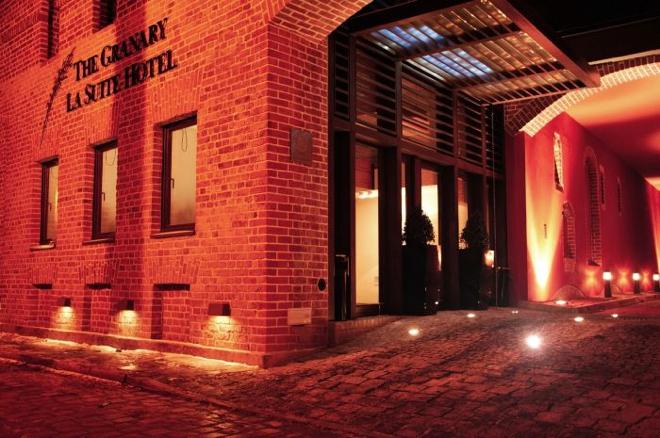 Ludzie wyjątkowi cenią jakość. The Granary – Butikowy Hotel, dla wymagających