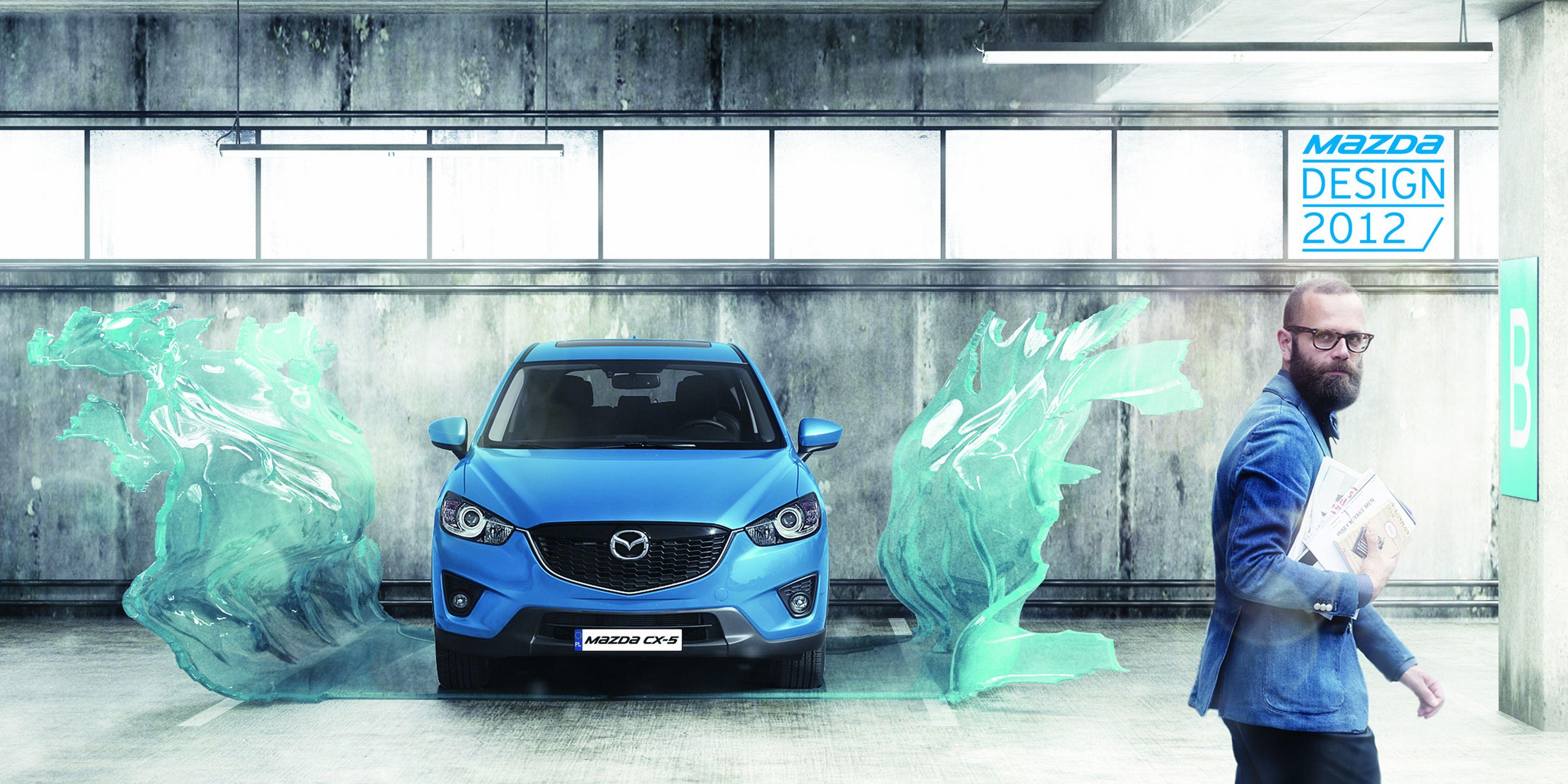 Konkurs Mazda Design 2012 rozstrzygnięty