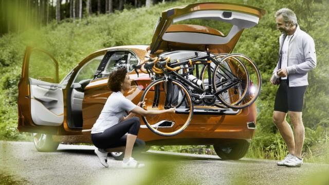 BMW, które pokochają rowerzyści
