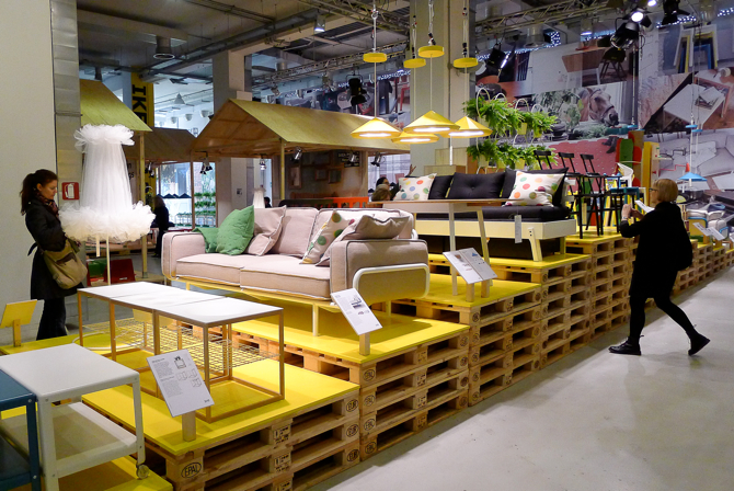 Ikea stawia na vintage