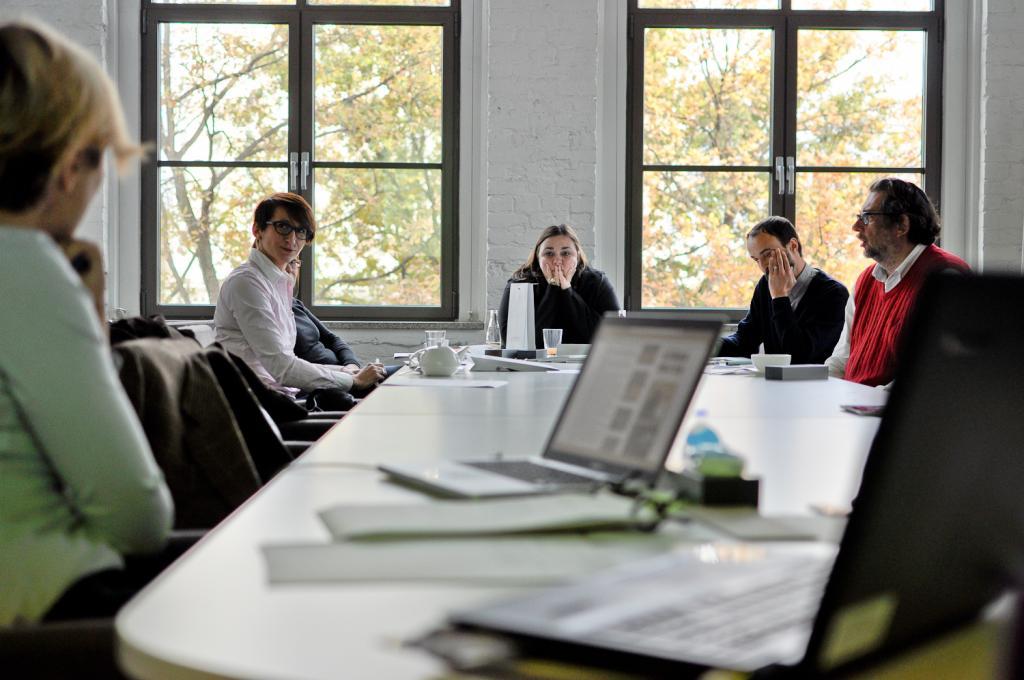 W Concordia Design w Poznaniu 3 listopada obradowała kapituła Design Alive Awards 2012 wybierając pierwszych zwycięzców tego konkursu. fot. Wojciech Trzcionka