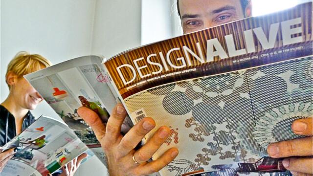 """""""Design Alive"""" na papierze! Nowy kwartalnik o designie już w sprzedaży"""
