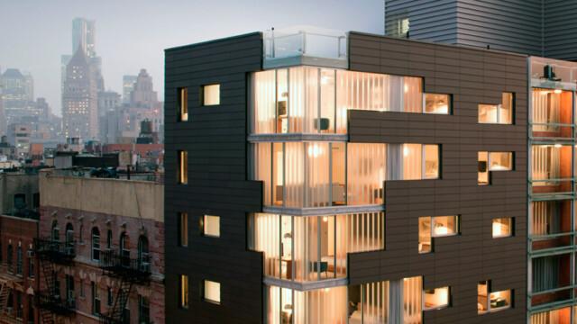 Notilan Hotel: Okno na Manhattan