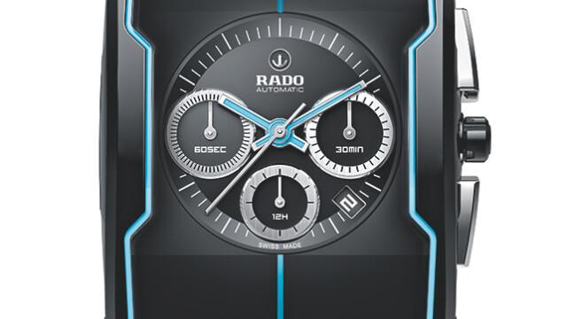 Kosmiczny zegarek Rado R-One