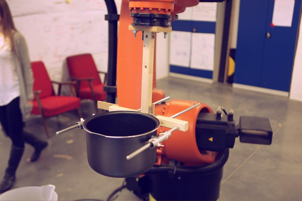 Efekty pracy studentów będzie można zobaczyć i posmakować podczas trwających od 5 do 8 marca targów Arena Design 2013 w Poznaniu. fot. Materiały prasowe