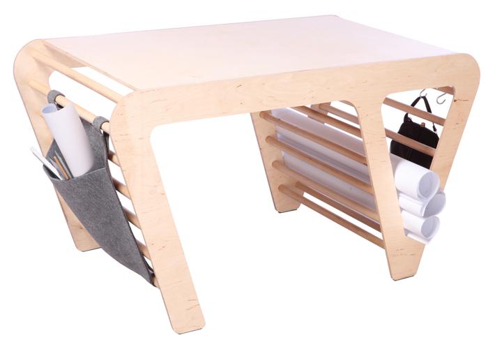 """Niebanalne stoły """"za stówę"""""""