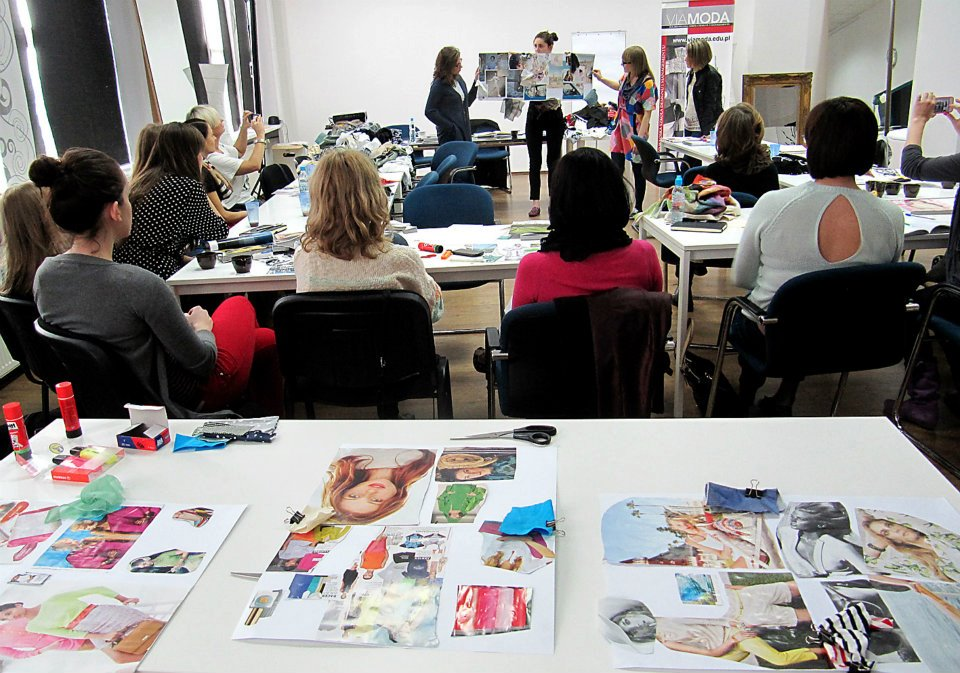 VIAMODA. Prognozowanie trendów w obszarach mody i designu