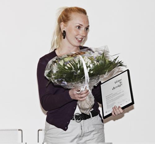 Siren Elise Wilhelmsen zwyciężyła w konkursie dla młodych designerów. fot. ARC