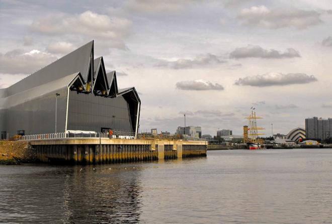 Obiekt zaprojektowała Zaha Hadid. fot. ARC