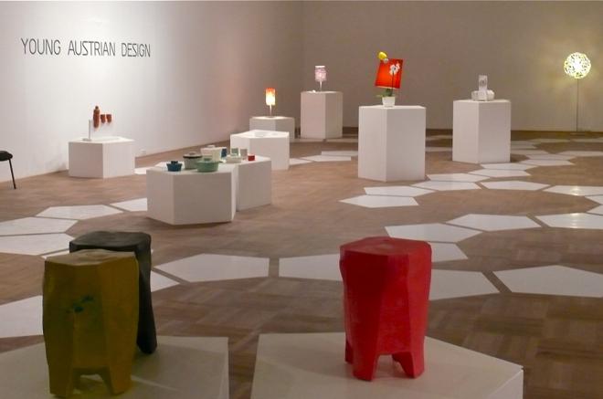 Ekspozycję Young Austrian Design można oglądać do 6 grudnia.