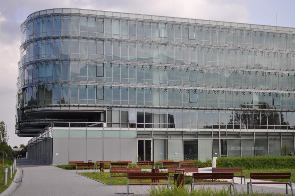 Organizatorem GDD jest Centrum Designu Gdynia, jednostka powołana przez miasto Gdynia, działająca w ramach Pomorskiego Parku Naukowo-Technologicznego (na zdjęciu). fot. Wojciech Trzcionka