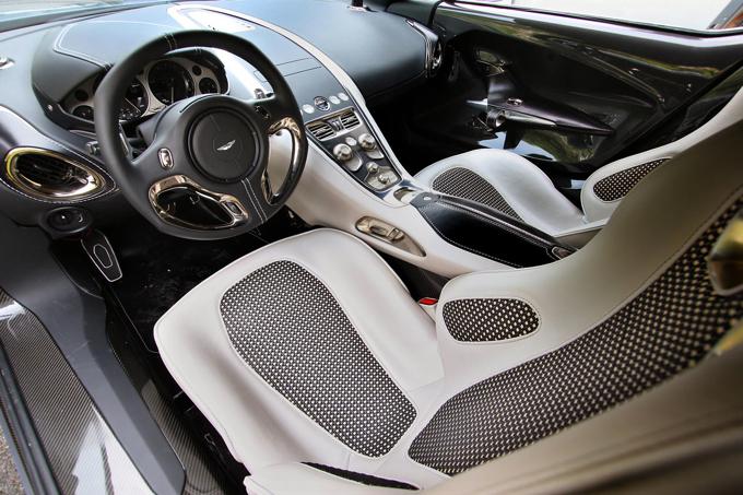 77 unikatów Astona Martina
