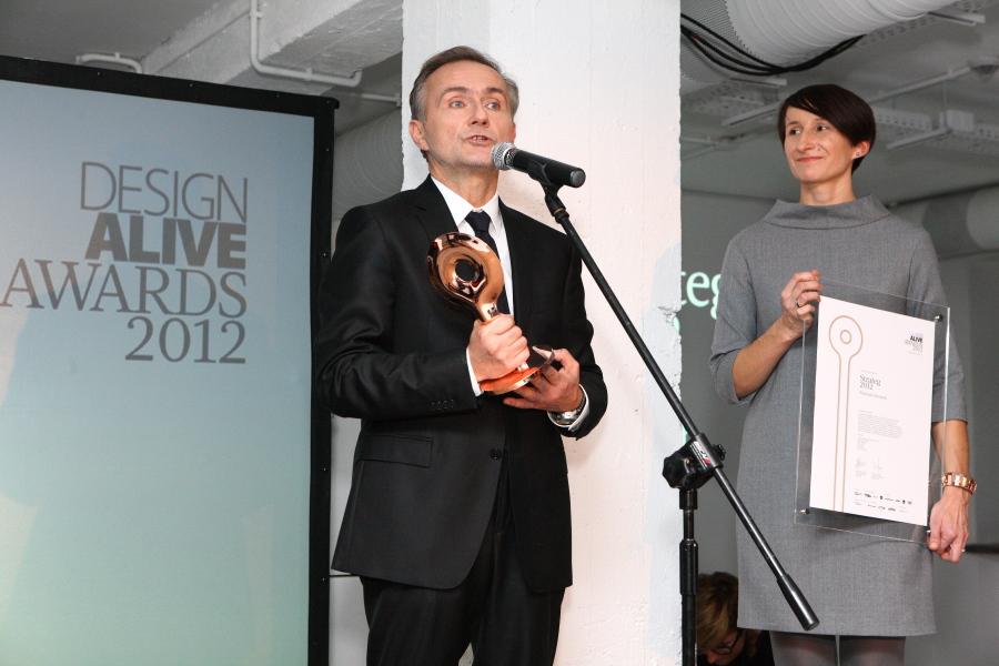 Wojciech Szczurek, prezydent Gdyni, laureat Design Alive Awards w kategorii Strateg, weźmie udział w spotkaniu organizowanym przez naszą redakcję. fot.  Rafał Placek
