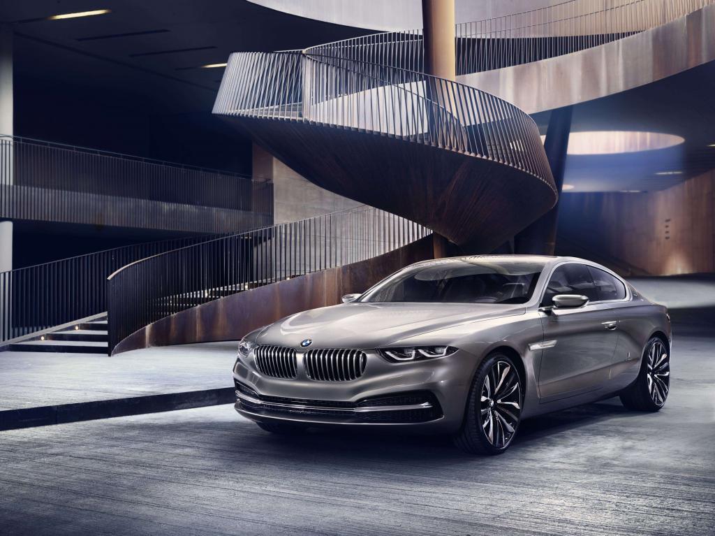 Model powstał w wyniku współpracy BMW Group i Pininfariny. fot. Materiały prasowe