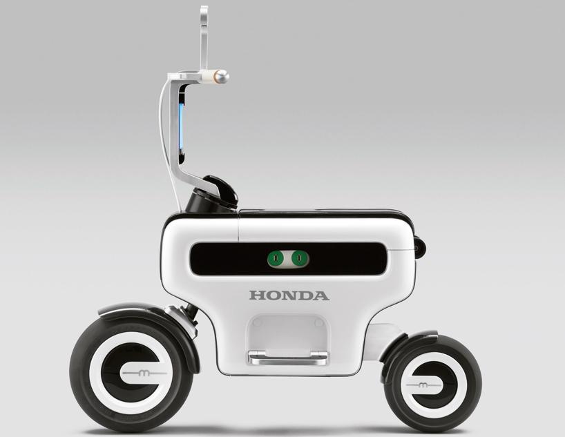 Nowy koncept skutera Hondy. fot. Materiały prasowe