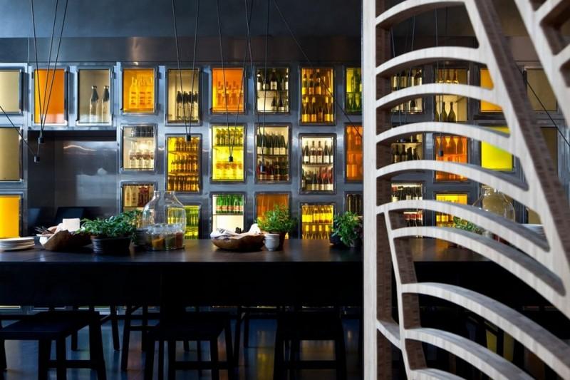 Przestrzeń restauracji podzielono na 5 głównych sfer. fot. Materiały prasowe