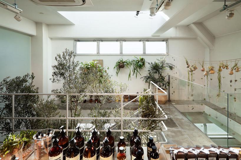 Cibone stworzyła swój nowy brand pod nazwą Today's special, a jego reprezentacyjny sklep powstał w dzielnicy Jiyūgaoka. fot. Materiały prasowe