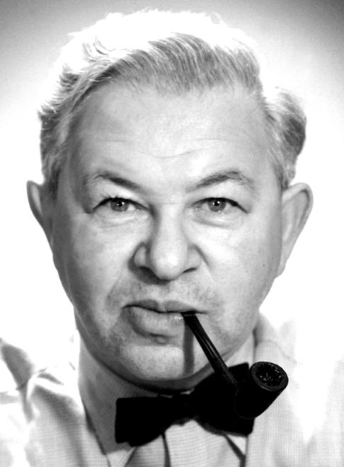 Arne Jacobsen był również wziętym architektem, projektującym wiele obiektów w Kopenhadze. fot. ARC