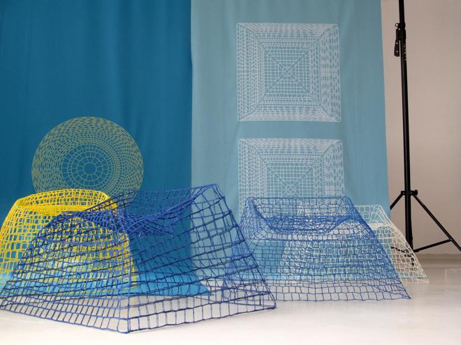 Niemiec lubi eksperymentować z materiałami. fot. Materiały prasowe