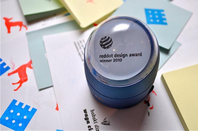 W ub. roku Modico wyróżniono nagrodą Red Dot, czyli Oscarem w dziedzinie designu. fot. Wojciech Trzcionka