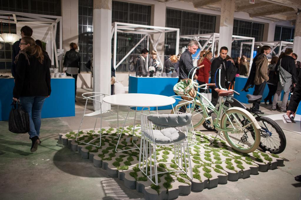 Na festiwalu pojawiło się ponad 1100 obiektów, stworzonych przez 640 projektantów. Kilkadziesiąt projektów można było zobaczyć na ekspozycji