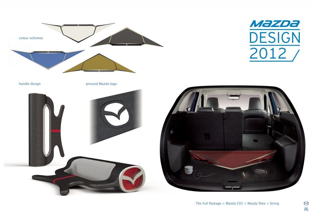 Latawiec Mazda Teko - autor Patryk Koca. fot. Materiały prasowe