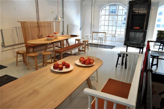 Nową kolekcję Studioilse zaprezentowało po raz pierwszy w londyńskim Tramshed. fot. Wojciech Trzcionka