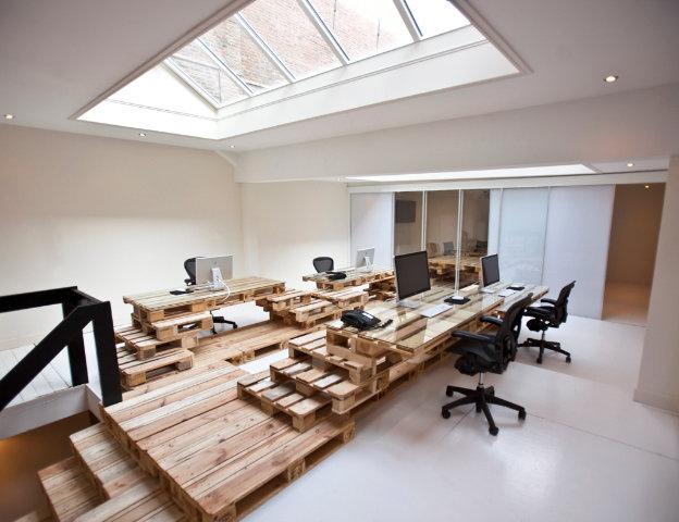 W tym biurze