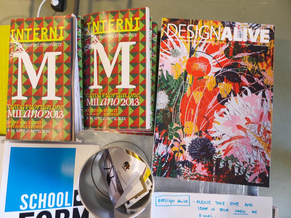 W Mediolanie odbyła się premiera pierwszego międzynarodowego wydania magazynu