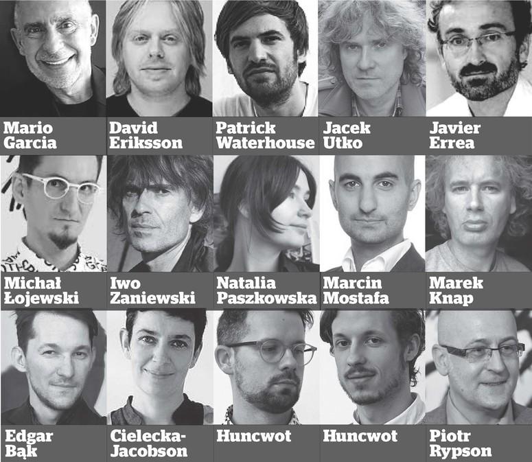 """Plejada gwiazd na """"Power to Designers"""""""