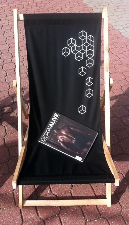 Uczestnicy Gdynia Design Days mogli przeczytać najnowsze wydanie magazynu
