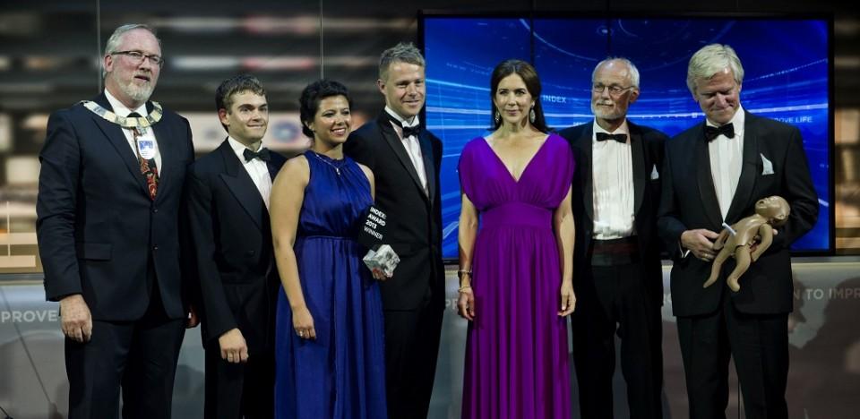 Uroczysta gala odbyła się kilka dni temu w Kopenhadze. fot. Materiały prasowe