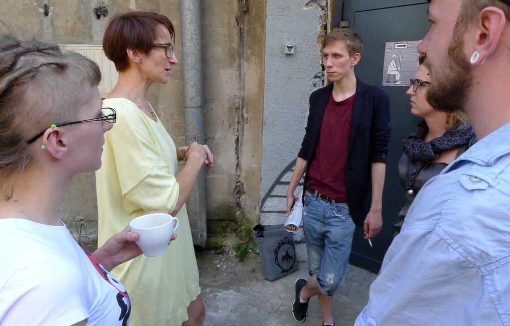 Warszaty dla projektantów poprowadzi też Ewa Trzcionka (druga z lewej), redaktor naczelna