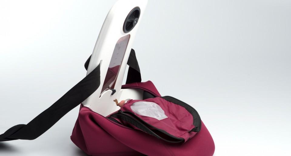 The Natalie Collection (kategoria Ciało) - urządzenia medyczne zmniejszające śmiertelność podczas porodu. fot. Materiały prasowe
