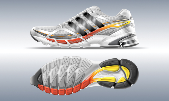 Adidas Response Cushion. fot. Materiały prasowe