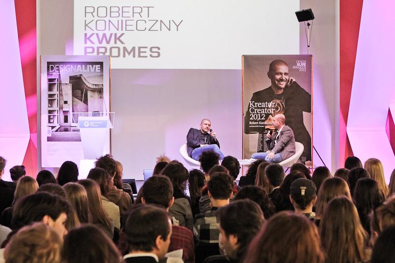 W Poznaniu podczas Areny Design naszym gościem był architekt Robert Konieczny. Teraz do rozmowy zaprosiliśmy prezydenta Gdyni Wojciecha Szczurka. fot. Eliza Ziemińska