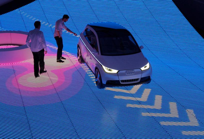 Design Miami: Kierowcy będą zbędni