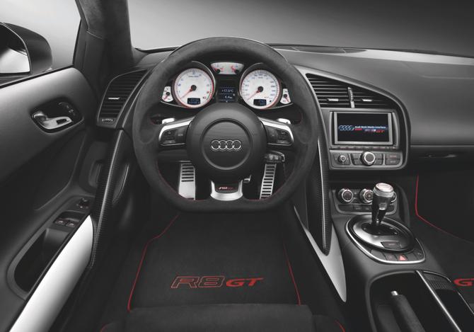 Audi R8 GT niebezpiecznie szybka zabawka. fot. Materiały prasowe