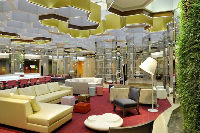 BNP Paribas: Bank jak concept store