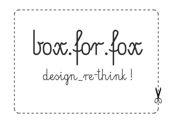 BOX FOR FOX to nie tylko sklep internetowy.